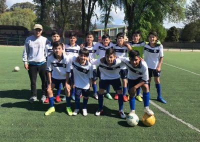 Clasificación a la Final Regional de Fútbol Sub13