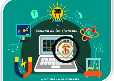Semana de la Ciencia en Nuestra Escuela