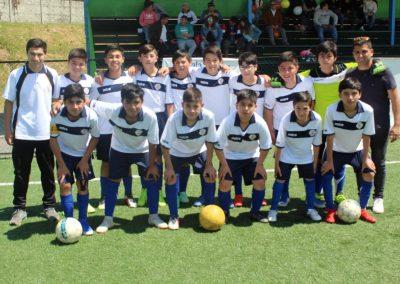 Final Regional de Fútbol Varones Sub13
