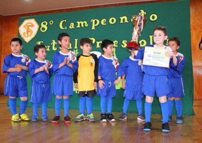8vo Campeonato Baby Preescolar