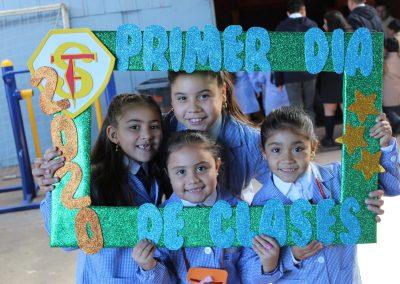 Inicio Año Escolar 2020