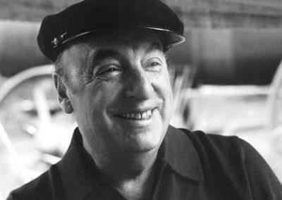 Efeméride Natalicio Pablo Neruda
