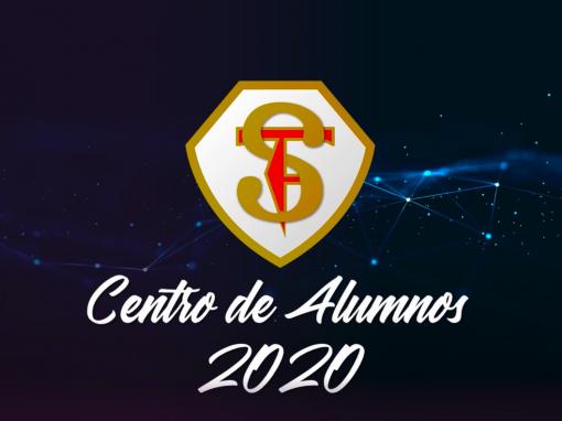 Saludo Centro de Alumnos 2020