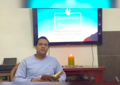 Reflexión del Evangelio
