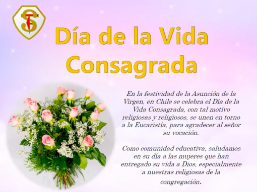 Día de la Vida Consagrada