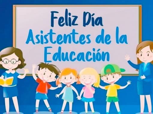 Día del Asistente de la Educación