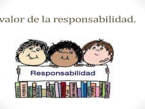 Valor del Mes: Responsabilidad