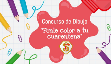 Concurso Dibujo «Pinta tu Cuarentena»