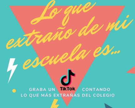 Concurso de Video «Lo que mas extraño de Mi Escuela»